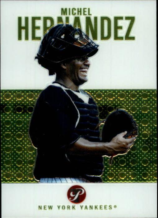 2003 Topps Pristine #107 Michel Hernandez C RC