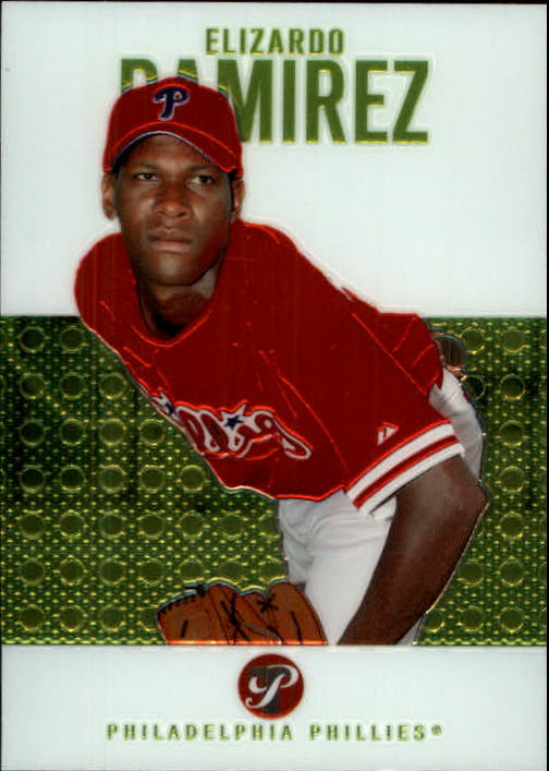 2003 Topps Pristine #176 Elizardo Ramirez C RC