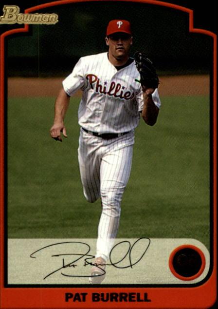 2003 Bowman #98 Pat Burrell