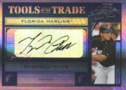 2004 Absolute Memorabilia Tools of the Trade Signature Blue Spectrum #TT94 Miguel Cabrera/100