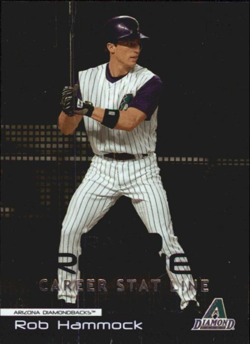 2004 Donruss Stat Line Career #45 Rob Hammock RR/282
