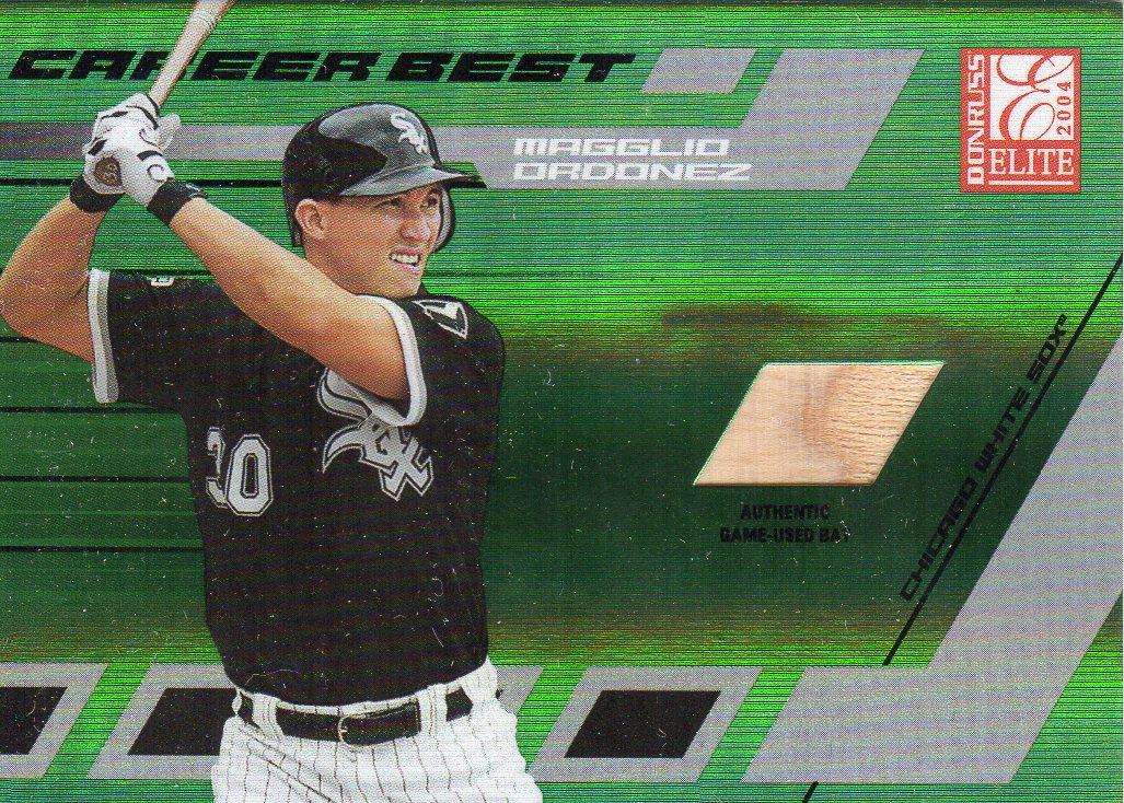 2004 Donruss Elite Career Best Bats #16 George Brett/200