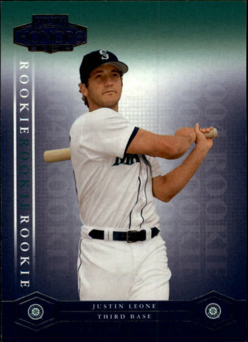 2004 Playoff Honors #209 Justin Leone/1999 RC