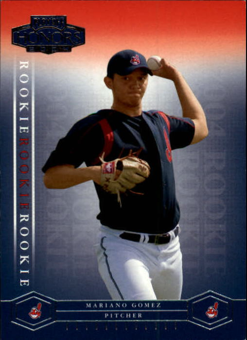 2004 Playoff Honors #211 Mariano Gomez/1999 RC