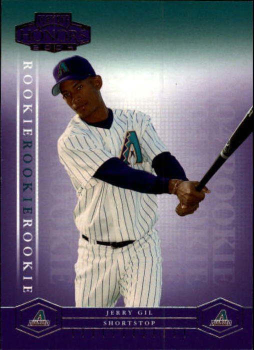 2004 Playoff Honors #219 Jerry Gil/1999 RC