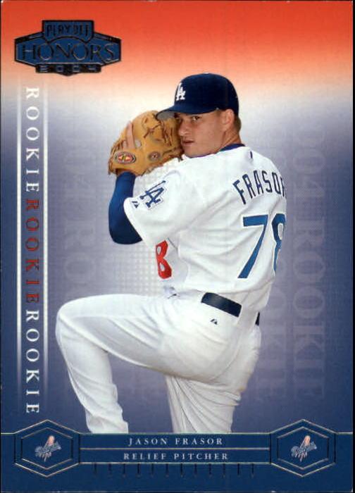 2004 Playoff Honors #220 Jason Frasor/1999 RC