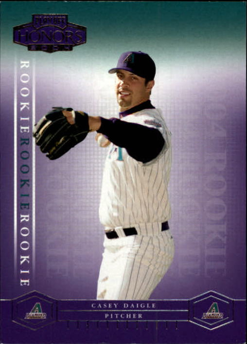2004 Playoff Honors #225 Casey Daigle/1999 RC
