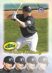 2004 eTopps #132 Matt Holliday/2425