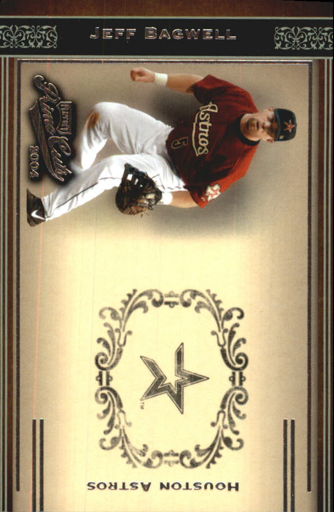 2004 Prime Cuts #10 Jeff Bagwell