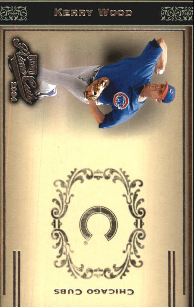 2004 Prime Cuts #17 Kerry Wood