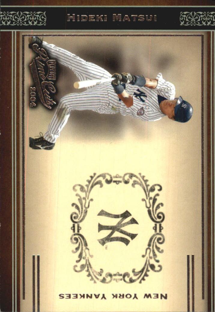 2004 Prime Cuts #19 Hideki Matsui