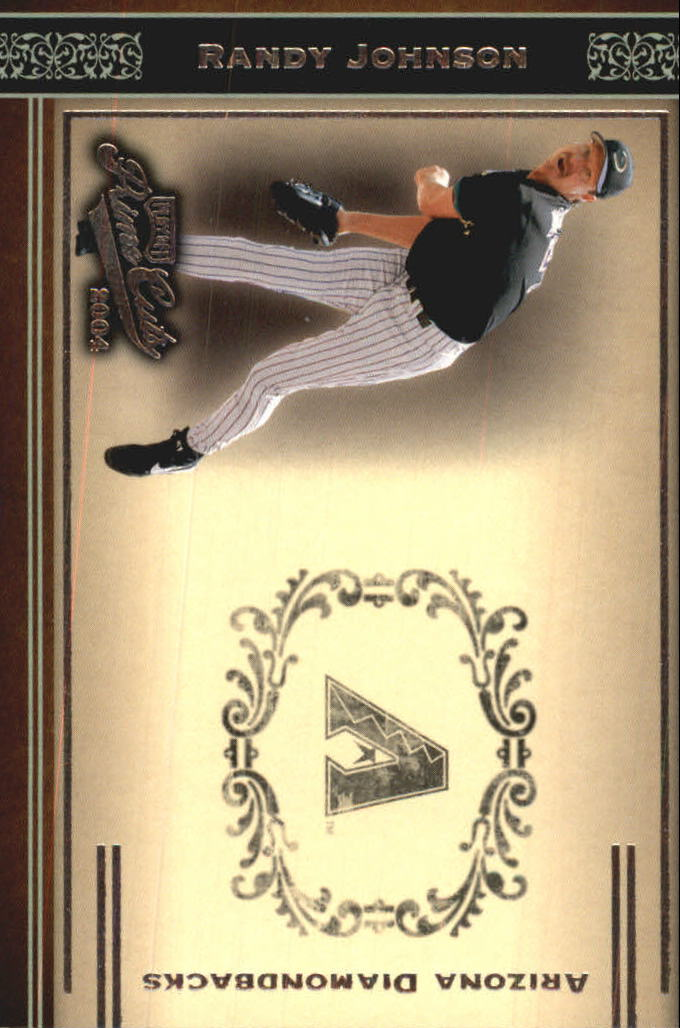 2004 Prime Cuts #23 Randy Johnson D'backs
