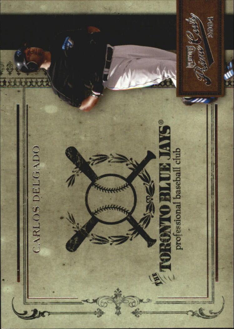 2004 Prime Cuts II #4 Carlos Delgado