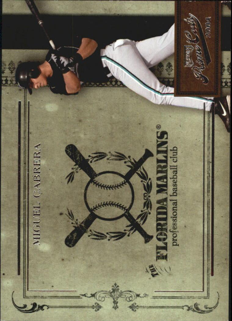2004 Prime Cuts II #6 Miguel Cabrera