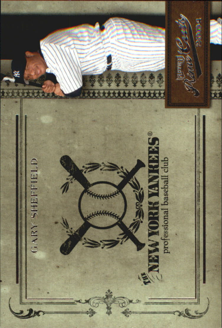 2004 Prime Cuts II #11 Gary Sheffield