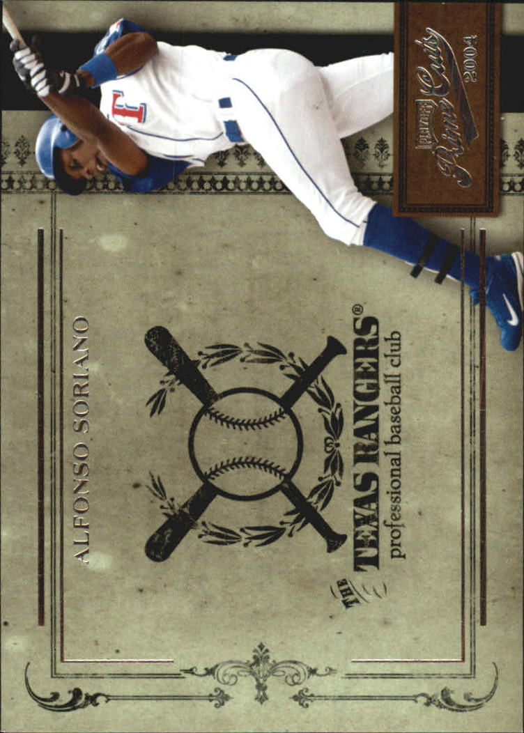 2004 Prime Cuts II #12 Alfonso Soriano