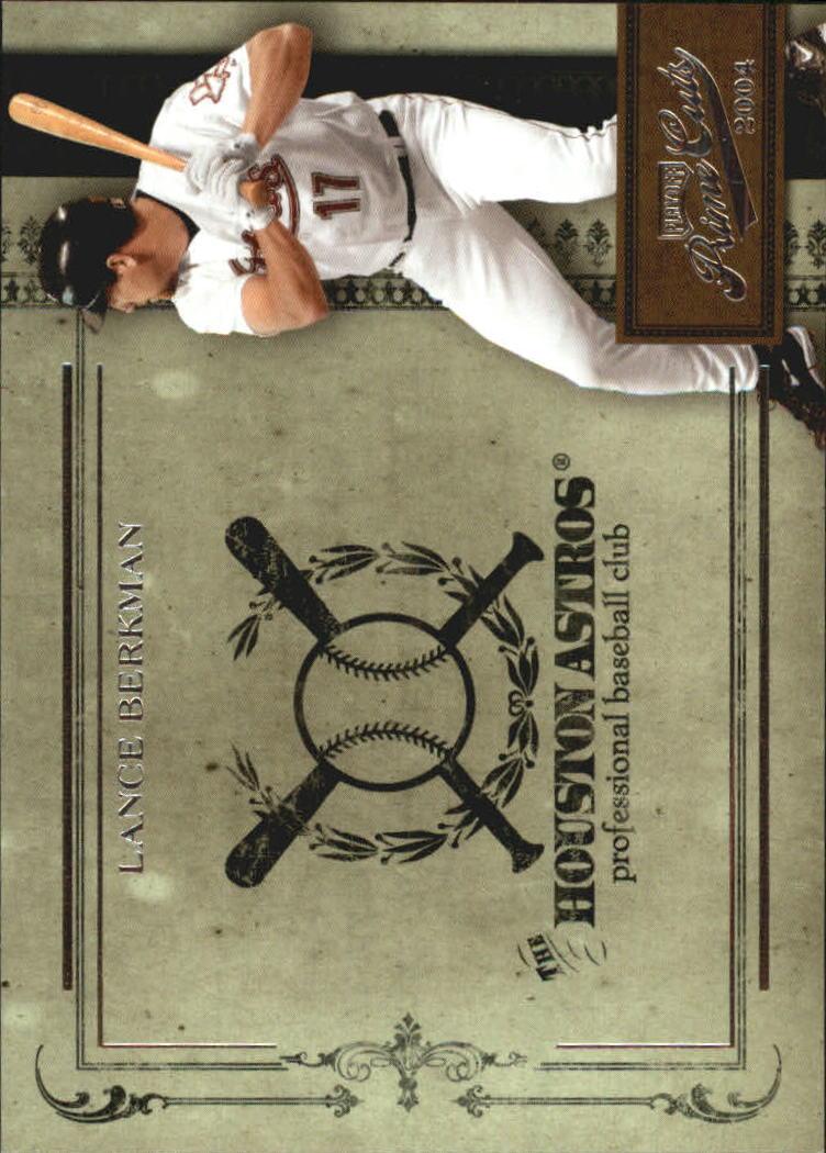 2004 Prime Cuts II #17 Lance Berkman