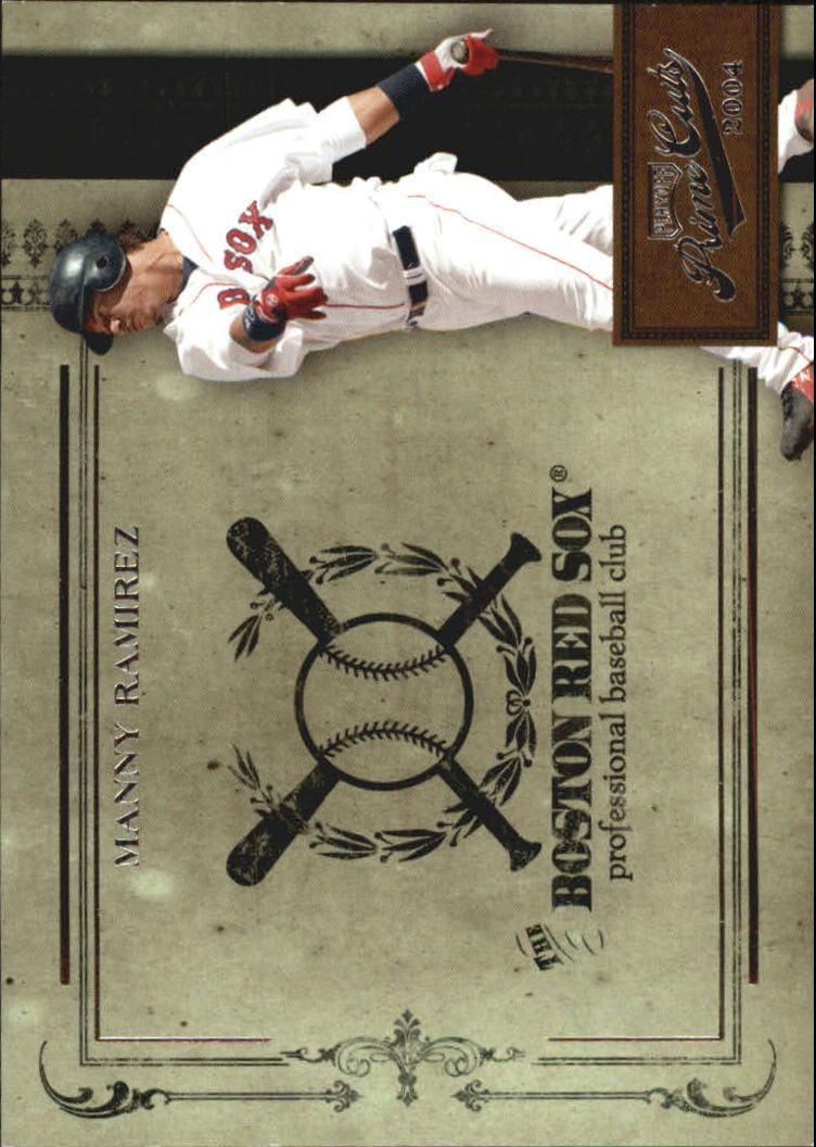 2004 Prime Cuts II #24 Manny Ramirez
