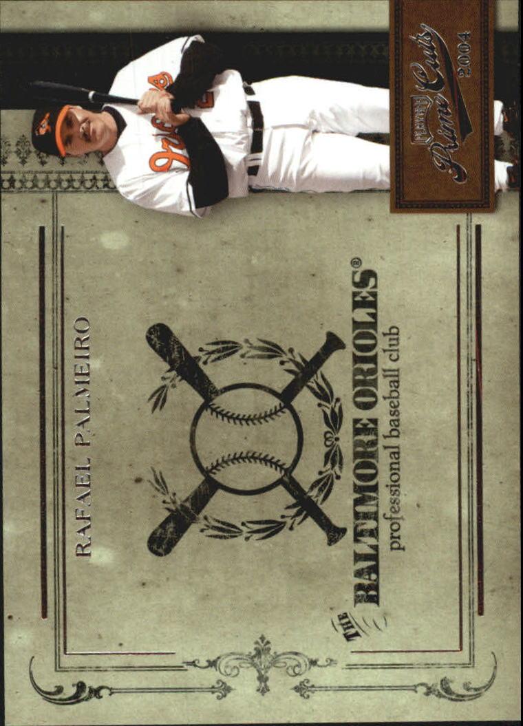 2004 Prime Cuts II #25 Rafael Palmeiro