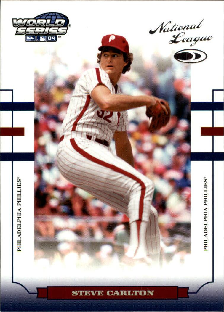 2004 Donruss World Series #143 Dave Parker
