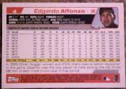 2004 Topps #4 Edgardo Alfonzo back image