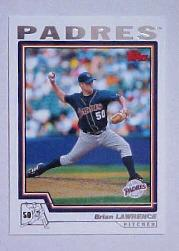 2004 Topps #184 Brian Lawrence