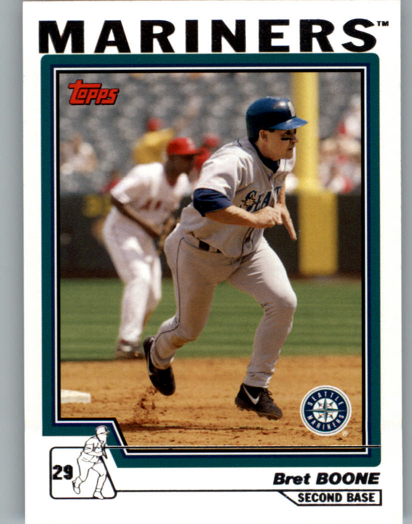2004 Topps #185 Bret Boone