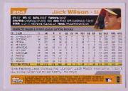 2004 Topps #204 Jack Wilson back image