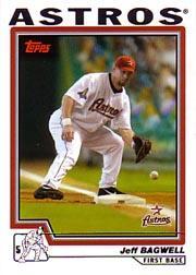 2004 Topps #438 Jeff Bagwell