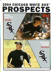 2004 Topps #690 J.Reed/N.Cotts