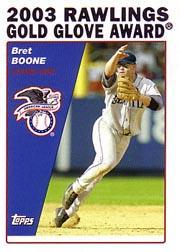 2004 Topps #699 Bret Boone GG