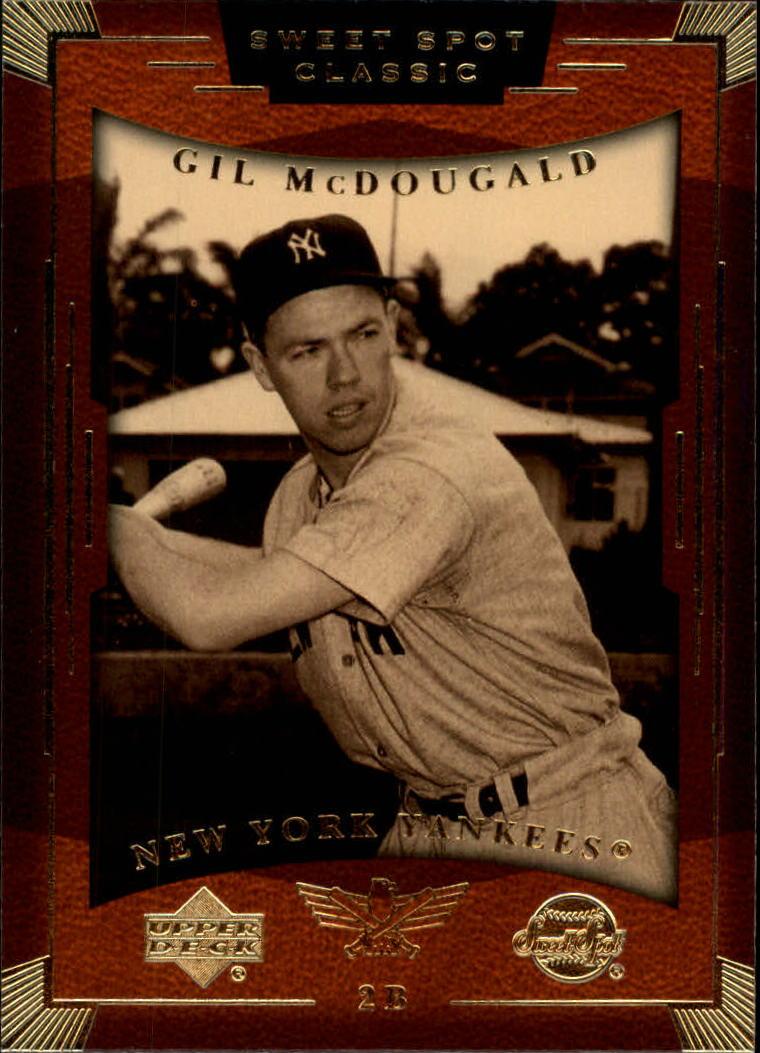 2004 Sweet Spot Classic #32 Gil McDougald