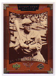 2004 Sweet Spot Classic #71 Rogers Hornsby