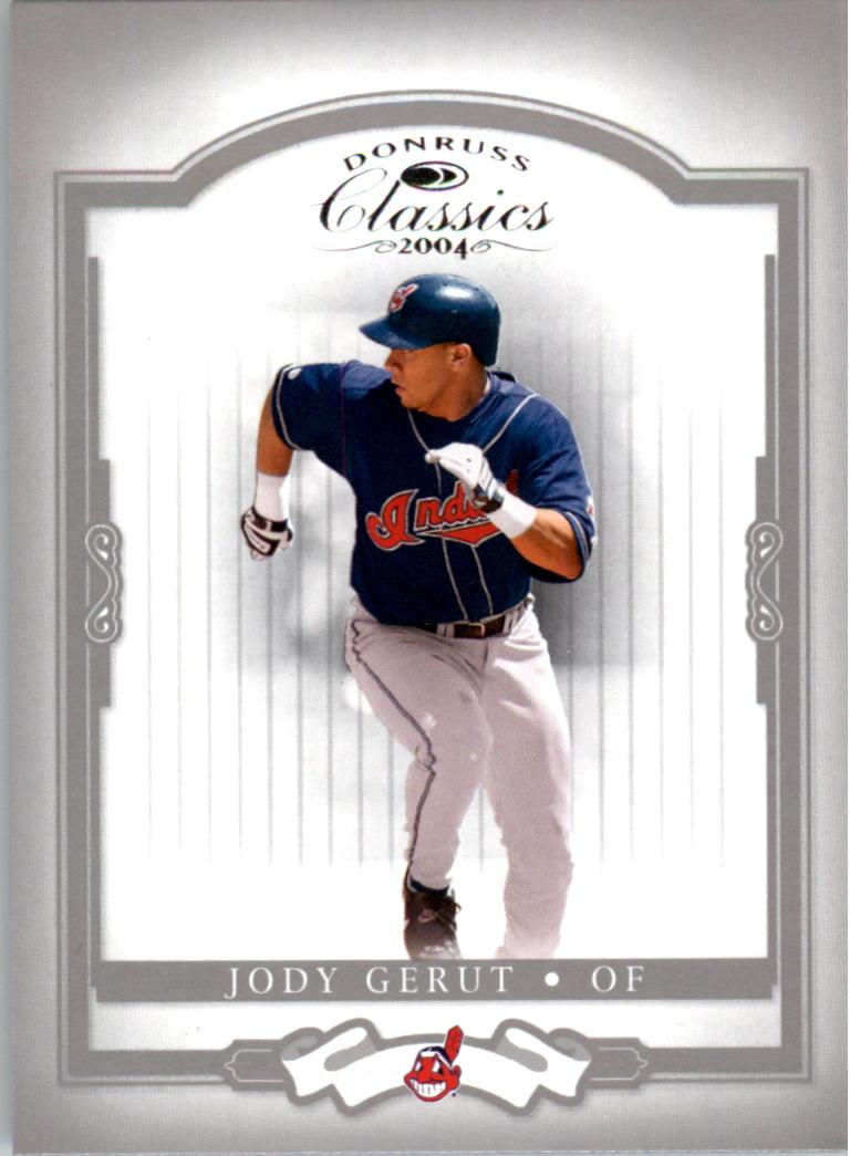 2004 Donruss Classics #84 Jody Gerut