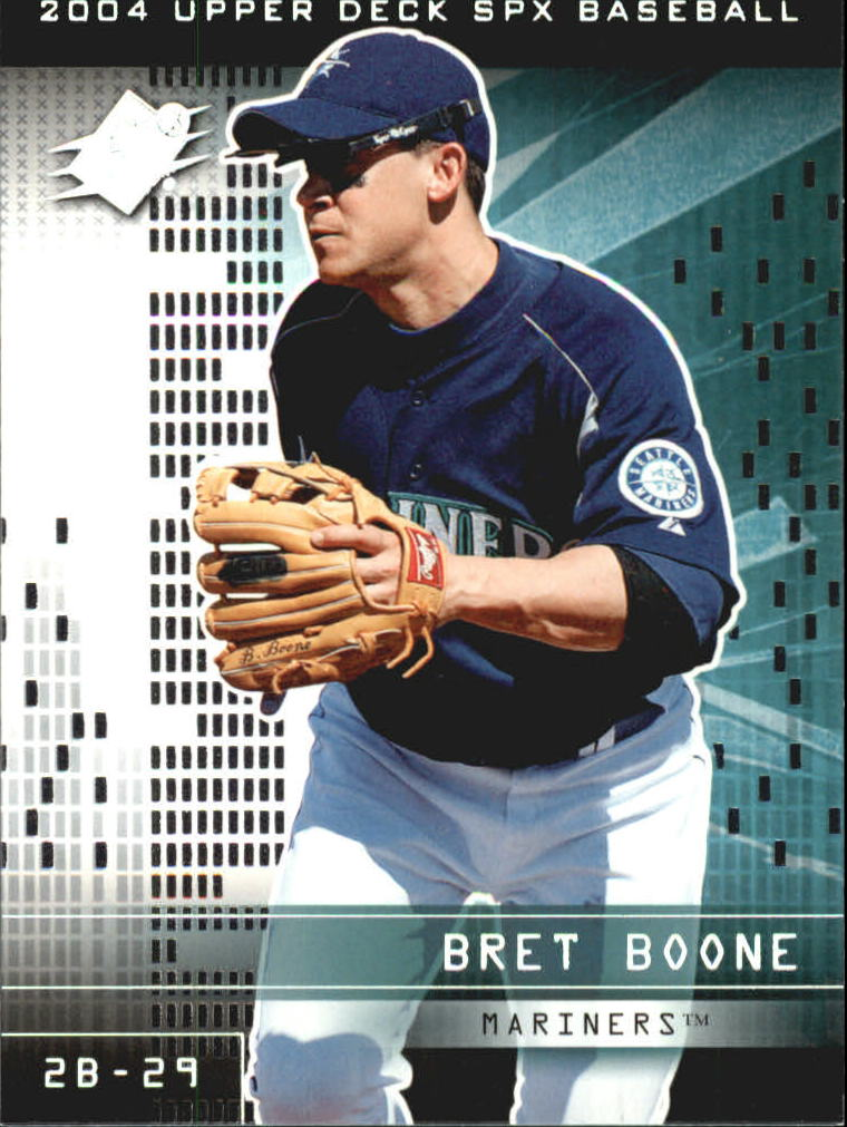 2004 SPx #89 Bret Boone