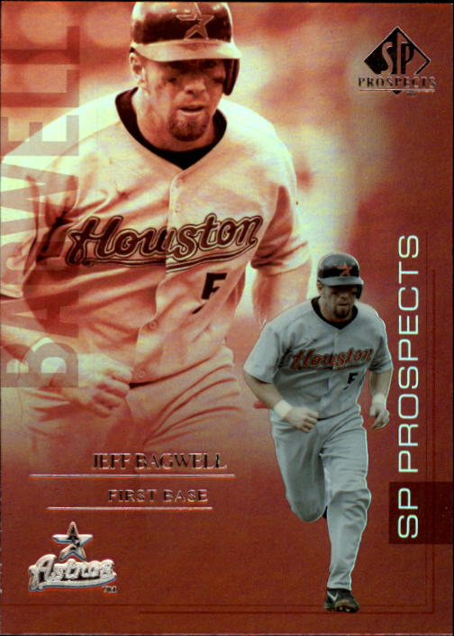 2004 SP Prospects #75 Jeff Bagwell