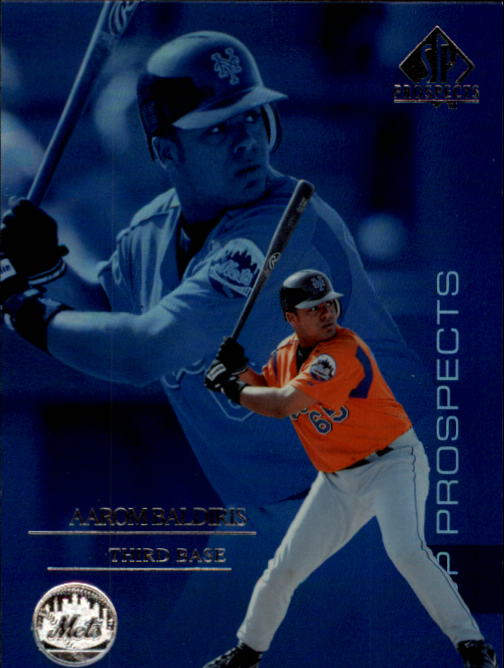 2004 SP Prospects #120 Aarom Baldiris RC