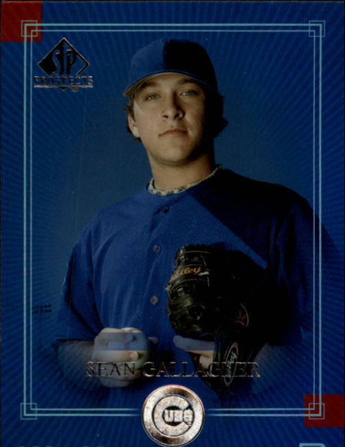 2004 SP Prospects #287 Sean Gallagher RC
