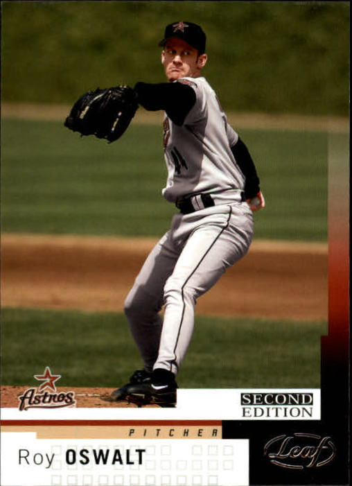 2004 Leaf Second Edition #142 Roy Oswalt
