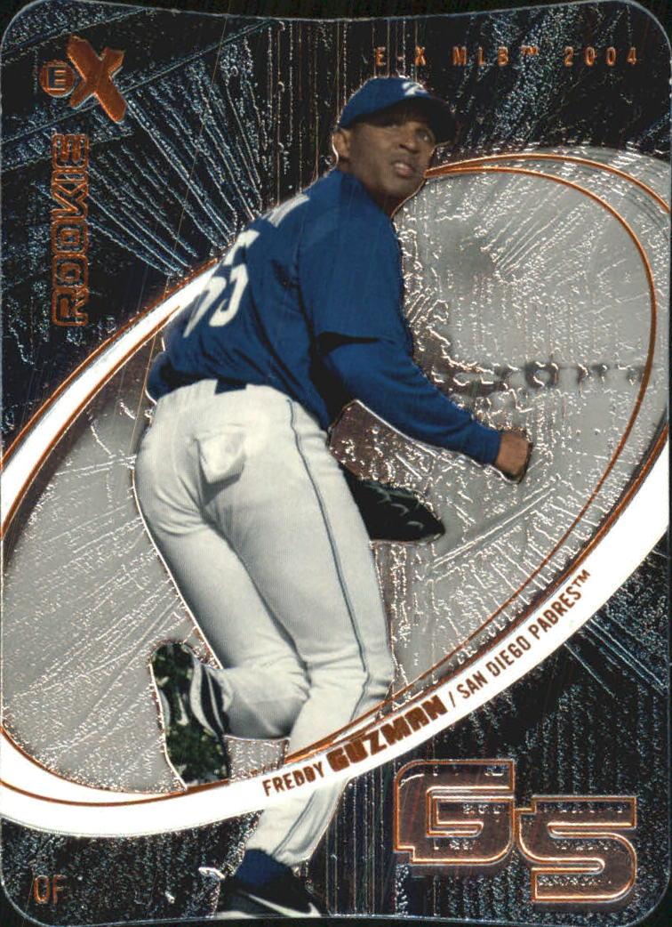 2004 E-X Die Cuts #57 Freddy Guzman ROO