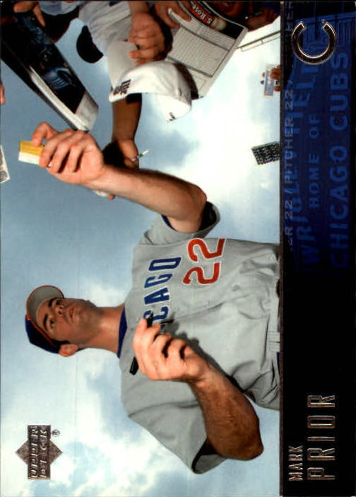 2004 Upper Deck Glossy #172 Mark Prior