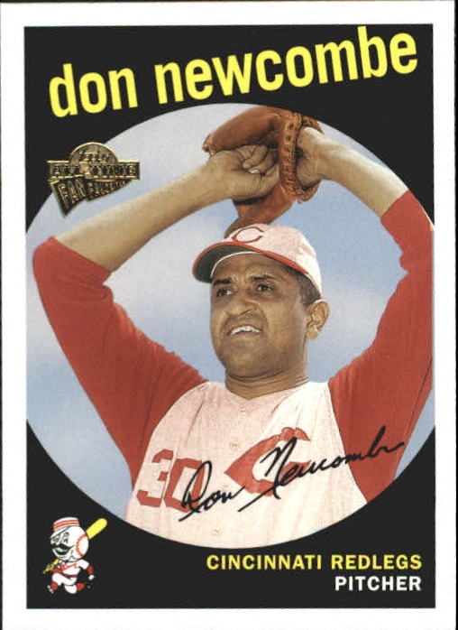 2004 Topps All-Time Fan Favorites #73 Don Newcombe