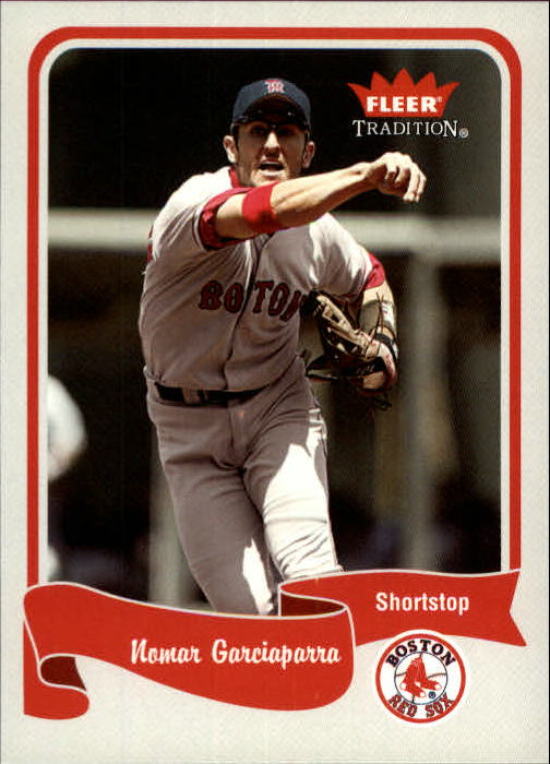 2004 Fleer Tradition #241 Nomar Garciaparra