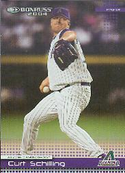 2004 Donruss #216 Curt Schilling