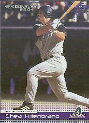 2004 Donruss #223 Shea Hillenbrand