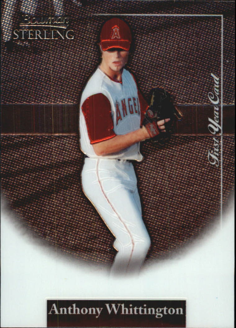 2004 Bowman Sterling #AWH A.Whittington FY RC