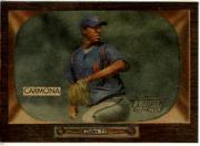 2004 Bowman Heritage Mahogany #298 Fausto Carmona FY