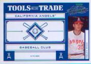 2004 Absolute Memorabilia Tools of the Trade Blue #106 Nolan Ryan Angels