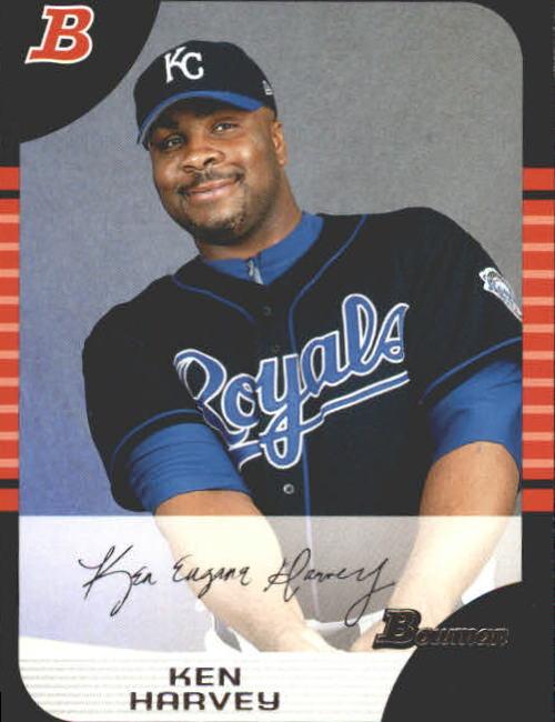 2005 Bowman #29 Ken Harvey