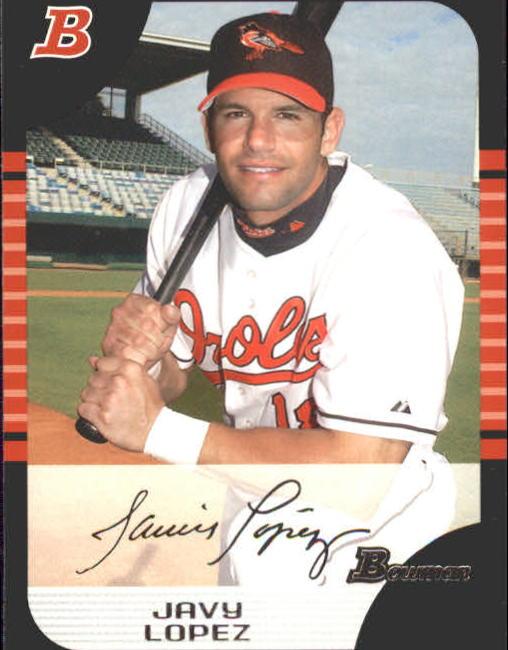 2005 Bowman #54 Javy Lopez